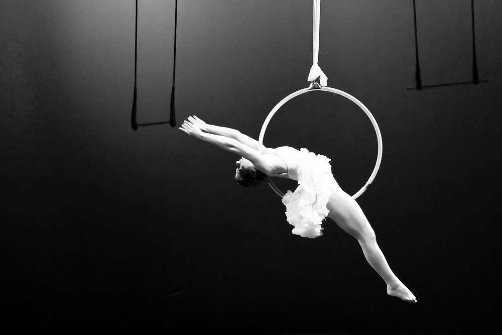 *Lobero Aerial Dance* | Choreographer & Director: Ninette Paloma | Dancers: Santa Barbara Centre for Aerial Dance