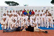 giudici, cronometristi, speaker<br /> day 02  24-06-2017<br /> Stadio del Nuoto, Foro Italico, Roma<br /> FIN 54mo Trofeo Sette Colli 2017 Internazionali d'Italia<br /> <br /> Photo Giorgio Scala/Deepbluemedia/Insidefoto
