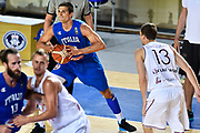 DESCRIZIONE : Tbilisi Nazionale Italia Uomini Tbilisi City Hall Cup Italia Italy Lettonia Latvia<br /> GIOCATORE : Andrea Cinciarini<br /> CATEGORIA : passaggio<br /> SQUADRA : Italia Italy<br /> EVENTO : Tbilisi City Hall Cup<br /> GARA : Italia Lettonia Italy Latvia<br /> DATA : 14/08/2015<br /> SPORT : Pallacanestro<br /> AUTORE : Agenzia Ciamillo-Castoria/GiulioCiamillo<br /> Galleria : FIP Nazionali 2015<br /> Fotonotizia : Tbilisi Nazionale Italia Uomini Tbilisi City Hall Cup Italia Italy Lettonia Latvia