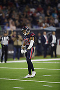 Houston Texans free safety Tyrann Mathieu (32) in action during the NFL week 8 regular season football game against the Miami Dolphins on Thursday, Oct. 25, 2018 in Houston. The Texans won the game 42-23. (©Paul Anthony Spinelli)