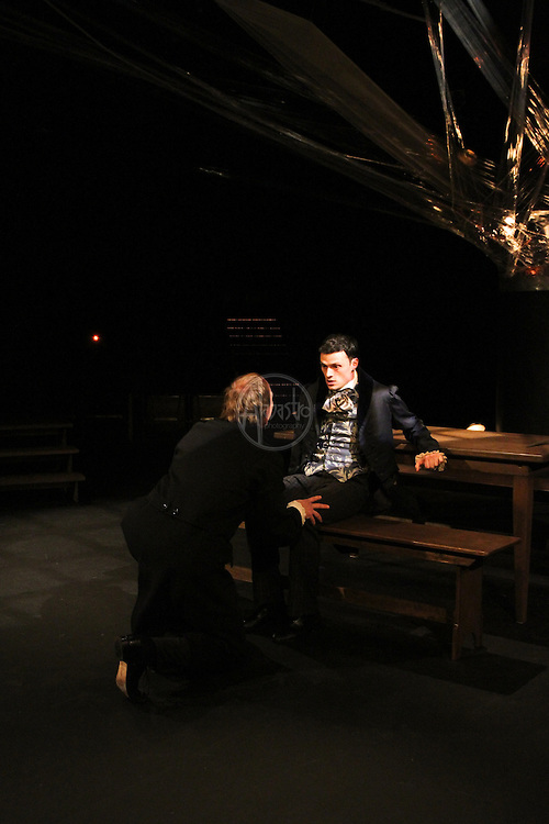 """Book-It Repertory Theatre production of Charles Dickens' classic novel """"Great Expectations"""" in February 2011."""