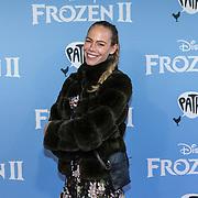 NLD/Amsterdam/20191116 - Filmpremiere Frozen II, Nicolette Kluijver