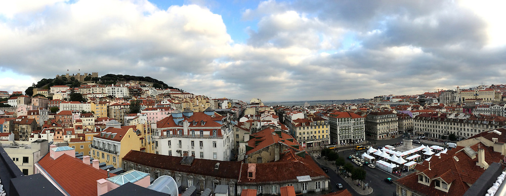 Views from the Portuguese capital