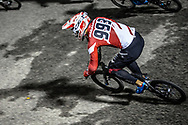 #993 (NAGASAKO Yoshitaku) JPN [Wiawis, Kabuto, Avian] at Round 7 of the 2019 UCI BMX Supercross World Cup in Rock Hill, USA