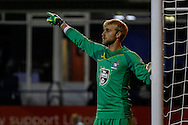 Robert Lainton of Bury during the Sky Bet League 2 match at Kenilworth Road, Luton<br /> Picture by David Horn/Focus Images Ltd +44 7545 970036<br /> 19/08/2014
