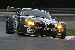 25.06.2011, GER, Motorsport, 24 H Rennen Nürburgring, im Bild Doerr Motorsport (Rudi ADAMS, Chris GOODWIN, Arnd MEIER).., EXPA Pictures © 2011, PhotoCredit: EXPA/ A. Neis