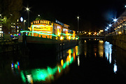 The Barge Floating Pub<br /> Riverhead <br /> Grimsby