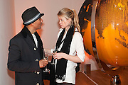 KANNAN PAUL; KITLIN SIIL, TODÕS Art Plus Drama Party 2011. Whitechapel GalleryÕs annual fundraising party in partnership  with TODÕS and supported by HarperÕs Bazaar. Whitechapel Gallery. London. 24 March 2011. -DO NOT ARCHIVE-© Copyright Photograph by Dafydd Jones. 248 Clapham Rd. London SW9 0PZ. Tel 0207 820 0771. www.dafjones.com.<br /> KANNAN PAUL; KITLIN SIIL, TOD'S Art Plus Drama Party 2011. Whitechapel Gallery's annual fundraising party in partnership  with TOD'S and supported by Harper's Bazaar. Whitechapel Gallery. London. 24 March 2011. -DO NOT ARCHIVE-© Copyright Photograph by Dafydd Jones. 248 Clapham Rd. London SW9 0PZ. Tel 0207 820 0771. www.dafjones.com.