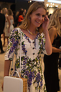 EUGENIE NIARCHOS, The Neo Romantic Art Gala in aid of the NSPCC. Masterpiece. Chelsea. London.  30 June 2015