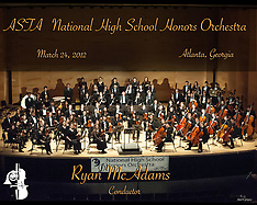 National High School Honors Concert