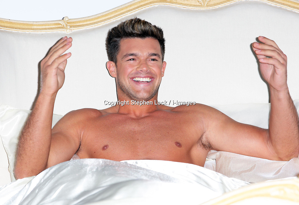 Leandro Penna at the launch of Katie Price's  summer  lingerie range for Store Twenty One in London, Tuesday, 29th May ,  2012  Photo by: Stephen Lock / i-Images