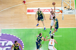 Joaquin Colom of Spain during basketball match between Slovenia and Spain in Round #5 of FIBA Basketball World Cup 2019 European Qualifiers, on June 28, 2018 in SRC Stozice, Ljubljana, Slovenia. Photo by Urban Urbanc / Sportida