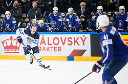 Miro Aaltonen of Finland during the 2017 IIHF Men's World Championship group B Ice hockey match between National Teams of Finland and France, on May 7, 2017 in Accorhotels Arena in Paris, France. Photo by Vid Ponikvar / Sportida