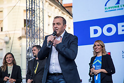 Ervin Curljic during the Day for the medals: Reception of Slovenian sport heroes on 30.9.2019 on Kongresni square, Ljubljana, Slovenia. Photo by Urban Meglič / Sportida