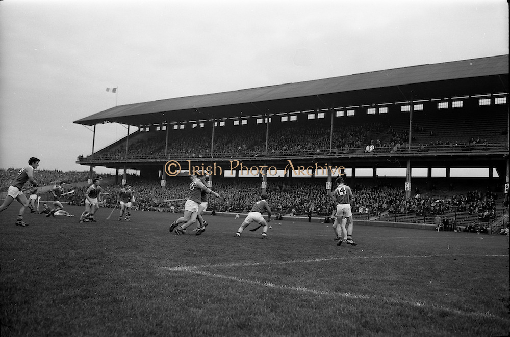 16/10/1966<br /> 10/16/1966<br /> 16 October 1966<br /> Oireachtas Minor Final: Cork v Wexford at Croke Park, Dublin.