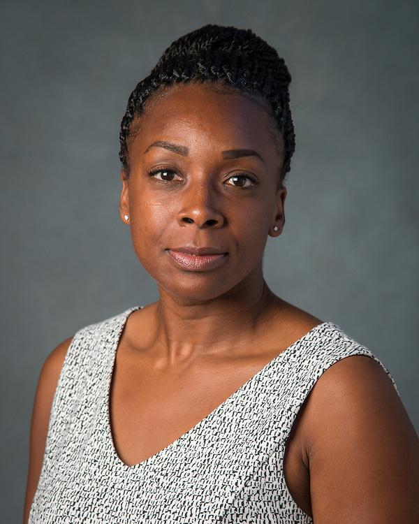 Monique Lewis poses for a photograph, September 2, 2015.