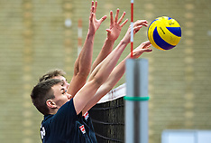 20150211 U19 Volleyball landshold træner