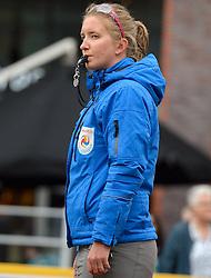 20150621 NED: Wildcard WK Beachvolleybal, Amstelveen<br /> In Amstelveen werd er voor de laatste ticket voor het WK gestreden / Scheidsrechter