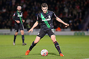 Stoke City midfielder, on loan from Chelsea, Marco van Ginkel   during the The FA Cup third round match between Doncaster Rovers and Stoke City at the Keepmoat Stadium, Doncaster, England on 9 January 2016. Photo by Simon Davies.