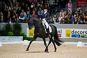 Terhi Stegars - Axis TSF<br /> Indoor Brabant 2013<br /> © DigiShots