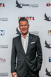 October 11, 2016 - Nashville, Tennessee, USA - Joseph Habedank at the 47th Annual GMA Dove Awards  in Nashville, TN at Allen Arena on the campus of Lipscomb University.  The GMA Dove Awards is an awards show produced by the Gospel Music Association. (Credit Image: © Jason Walle via ZUMA Wire)