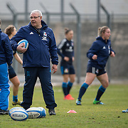 Jesi 04/02/2017 Stadio Capriotti<br /> RBS Women 6 Nations, Stadium<br /> Italia vs Galles<br /> Andrea Di Giandomenico