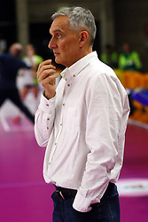 27-10-2019 NED: Who will be the coach for Tokyo<br /> Gianni Caprara, coach Il Bisonte Firenze and Laura Dijkema