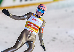 25.11.2017, Nordic Arena, Ruka, FIN, FIS Weltcup Ski Sprung, Nordic Opening, Kuusamo, Teambewerb, im Bild Dawid Kubacki (POL) // Dawid Kubacki of Poland during the Team Event of the FIS Skijumping World Cup of the Nordic Opening at the Nordic Arena in Ruka, Finland on 2017/11/25. EXPA Pictures © 2017, PhotoCredit: EXPA/ JFK