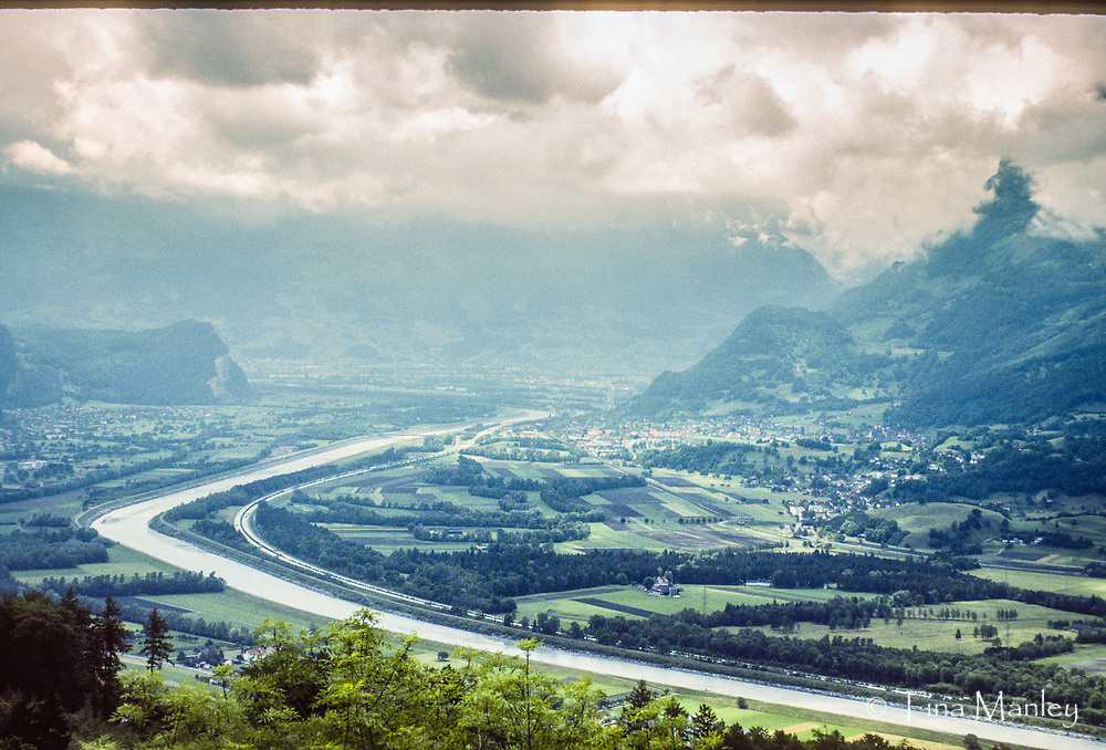 Liechtenstein Mountains