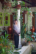 Hermien Sarengat is seen at her house , on Thursday, July, 26, 2012 in Jakarta, Indonesia. Mrs. Sarengat was one of the alumni of Northeastern University that Succes in Indonesia, now she already retired from his work and become a speaker in event, teaching, and etc. <br />  Oscar Siagian/AP Images for Northeastern University