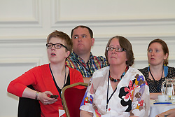 Your Voice Your Choice - new disability forum Launched...Kathleen Lynch T.D. Minister for Disability, Older People, Equality & Mental Health launched Your Voice Your Choice today (19 June 2012) in the Royal Hospital Kilmainham, Dublin. ..Pictured at the event were left to right;.. ?It is very important that we clearly hear the voice of people with disabilities in developing any policy or services that impact on their lives?, the Minister said. ?This event is about genuinely listening to the voices of people who often don't get an opportunity to have their voice heard and air their concerns and experiences?.  ?This event today ensures that the perspective of service users can inform the development and implementation plan for the National Disability Strategy?, she added..Your Voice Your Choice is about facilitating people with disabilities to have their say about issues that matter most to them in living with a disability. This is the first time this event was held and included people from around the country, drawn from a range of ages and from across the disability and mental health spectrum..?Today's event is unique in that it captures, at first hand, the lived experiences of individuals with disabilities. I have no doubt this will enrich our understanding of what needs to be continued and build on the progress to date,? said Peter McKevitt, Chairperson, National Disability Authority. ?We hope to make this an annual event?, he added..For those who could not make today's event they can have their say online at www.nda.ie .For more information contact: .Cathleen Mulholland/Donie O'Shea.National Disability Authority - 01 608 0400 cmmulholland@nda.ie/dposhea@nda.ie.Notes to Editor:.The National Disability Authority is the independent state body providing expert advice on disability policy and practice to the Minister, and promoting Universal Design in Ireland..Your Voice Your Choice .This event is organised by the National Disability Authority. It is aimed primarily at