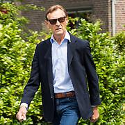 NLD/Bilthoven/20170706 - Uitvaart Ton de Leeuwe, ex partner Anita Meyer, Riny van der Lee