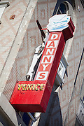 Danny's Eatery in Downtown Venice Beach California