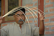 Pagan Mandalay handcraft workshop basket weaving