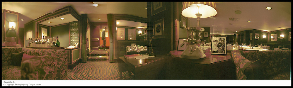 The Gavroche.<br /> © Copyright Photograph by Dafydd Jones<br /> 66 Stockwell Park Rd. London SW9 0DA<br /> Tel 0171 733 0108