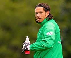 20.07.2011, Oeschberghof, Donaueschingen, Trainingslager 2011 GER, 1.FBL, Werder Bremen Trainingslager Donaueschingen 2011, im Bild Tim Wiese (Bremen #1)..// during the trainings session from GER, 1.FBL, Werder Bremen Trainingslager Donaueschingen 2011 on 2011/07/20,  Oeschberghof, Donaueschingen, Germany..EXPA Pictures © 2011, PhotoCredit: EXPA/ nph/  Kokenge       ****** out of GER / CRO  / BEL ******