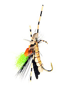 SHOT 4/29/08 1:59:10 PM - 2008 Umpqua Feather Merchants flies..(Photo by Marc Piscotty / © 2008)