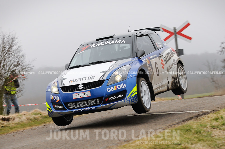 DRC Warm-Up 2012 - Faaborg