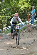 Ciclismo mountain bike world cup donne ELITE dowhill FARINA ELEONORA,, Daolasa Val di Sole 24 Agosto 2017 © foto Daniele Mosna