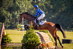 De Jong Sanne, NED, Hatary Mbf<br /> Chateau d'Arville<br /> CCI3*-S Sart Bernard 2019<br /> © Hippo Foto - Dirk Caremans<br /> 23/06/2019