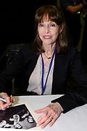 Get Smart star Barbara Feldon at Supanova Comic Con and Gaming exhibition at Sydney Showground.