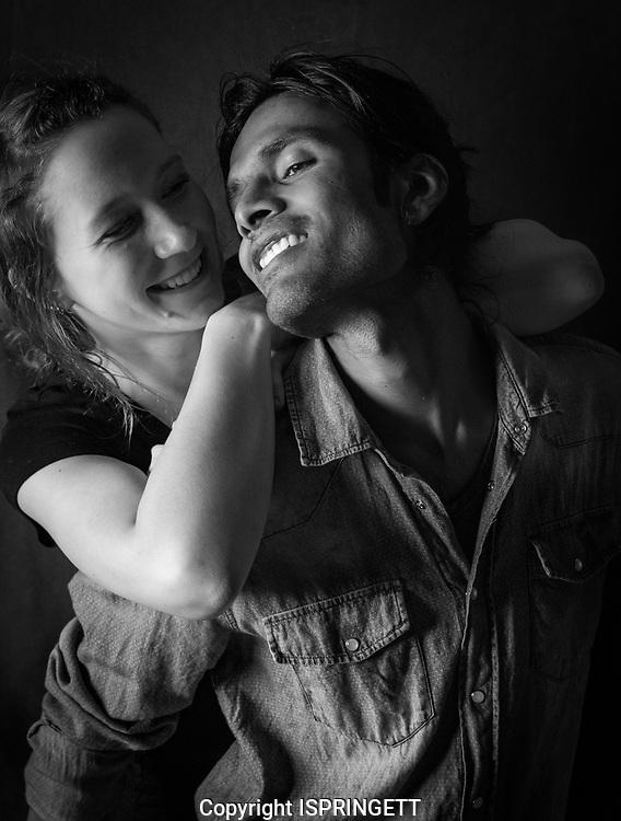 Ankit and Olivia shoot, Alberta, Canada, Isobel Springett