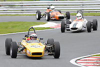 HSCC Gold Cup Oulton Park, Cheshire, United Kingdom.  28th-29th August 2011.  Race 10 HSCC Grand Stand Motor Sport Historic Formula Ford In Association with Avon Tyres. 62 Ian Ashley - Lola T200. World Copyright: Peter Taylor/PSP. Copy of publication required for printed pictures. Every used picture is fee-liable.