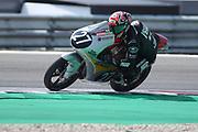 #27 Kaito TOBAJPN Honda Team Asia Honda sporting the Honda Racing 60th anniversary  colour scheme during the Motul Dutch TT MotoGP, TT Circuit, Assen, Netherlands on 30 June 2019.