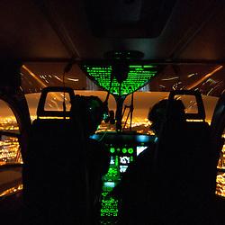 2008/10 Vol de nuit en EC145 Gendarmerie