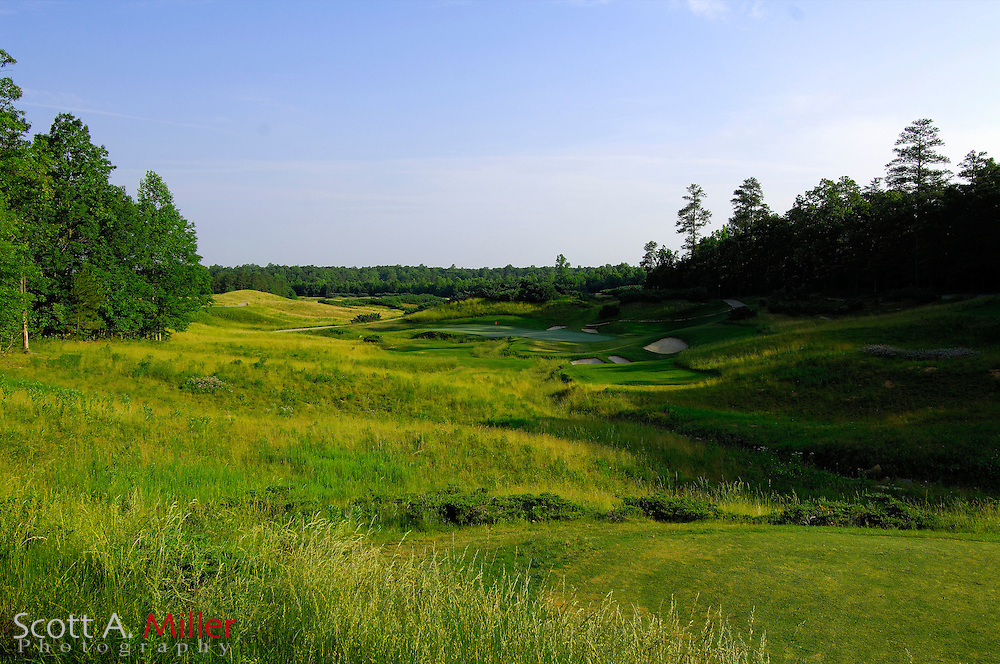 Williamsburg, Va. --  7th hole at Royal New Kent Golf Course in Williamsburg...                ©2007 Scott A. Miller