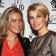 NLD/Amsterdam/20131118 - Inloop Launch Juwelry by LouLou, Anouk Smulders en Sharon Pieksma
