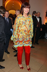 JANET STREET-PORTER at a fundraising gala to celebrate 150 years of The National Portrait Gallery, at the NPG, St.Martin's Place, London on 28th February 2006.<br />