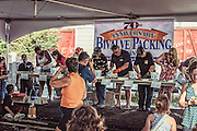 An oyster shucking contest being held during Delaware Bay Day at Bayshore Center at Bivalve along with Bivalve Packing Company's 70th anniversary.