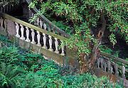 Nederland, Beek-Ubbergen, 18-10-2007Het dorp beek ubbergen. De gemeente is uitgeroepen tot de groenste van Nederland. Hij ligt voor een deel op een heuvelrug, stuwwal met prachtige bossen en waterlopen. Veel van de huizen, villa's zijn gebouwd eind 19e eeuw, begin 20e. Vanwege het overvloedig aanwezige water uit bronnen waren er altijd veel wasserijen. Het bronnenbos achter het voormalig klooster de Refter is nu beschermd natuurgebied. Delen van de gemeente zijn beschermd dorpsgezicht, monument, en het Geldersch, gelders landschap beheert een groot bosgebied, waar aan de rand de oudere delen van het dorp min of meer in gebouwd zijn. Foto: Flip Franssen/Hollandse Hoogte